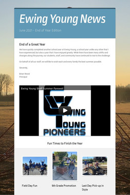 Ewing Young News
