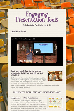 Engaging Presentation Tools