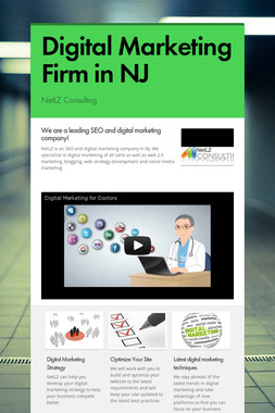 Digital Marketing Firm in NJ