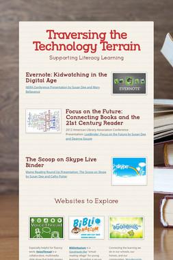 Traversing the Technology Terrain