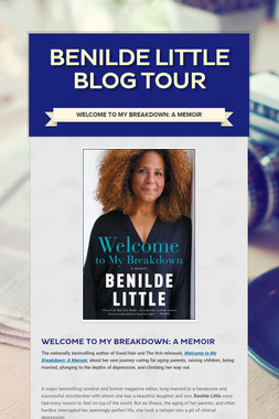 Benilde Little Blog Tour