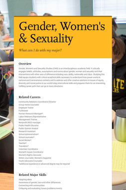 GW&S Studies
