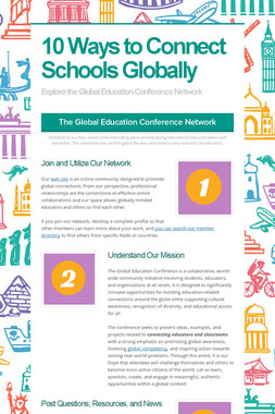 10 Ways to Connect Globally