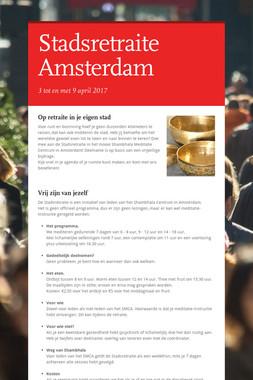 Stadsretraite Amsterdam