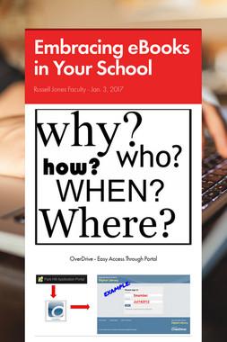 Embracing eBooks in Your School