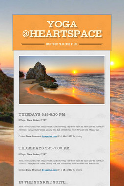 Yoga @Heartspace