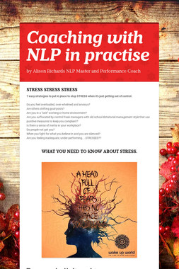 Coaching with NLP in practise