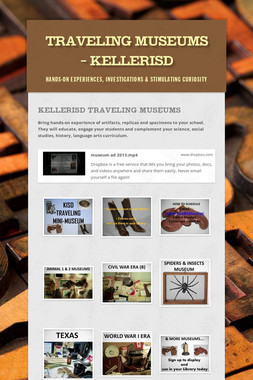 TRAVELING MUSEUMS - KELLERISD