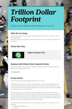 Trillion Dollar Footprint