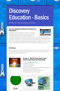 Discovery Education - Basics