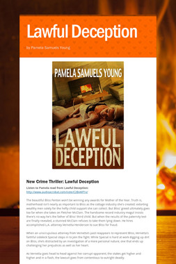 Lawful Deception