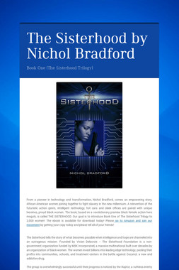 The Sisterhood by Nichol Bradford