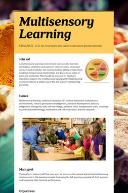 Multisensory Learning