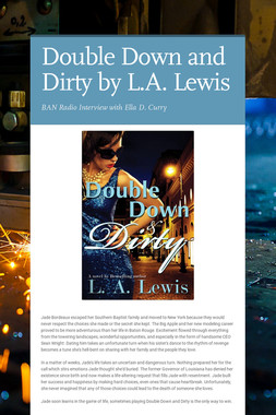 Double Down and Dirty by L.A. Lewis