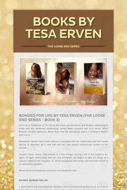 Books by Tesa Erven