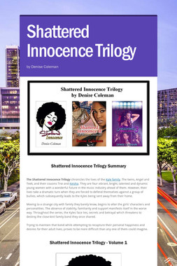Shattered Innocence Trilogy