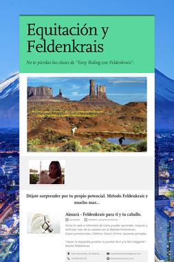Equitación y Feldenkrais