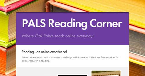 pal reading