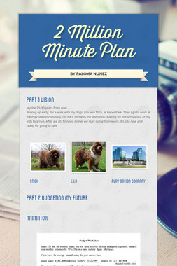 2 Million Minute Plan