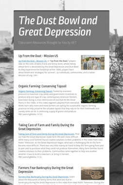 The Dust Bowl and Great Depression