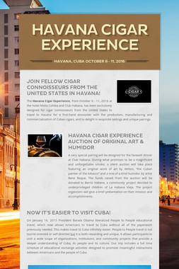 Havana Cigar Experience