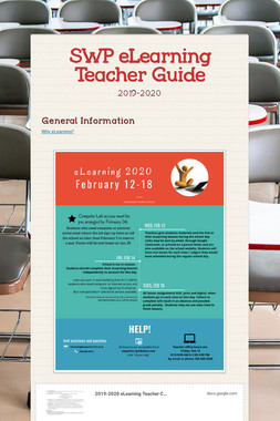 SWP eLearning Teacher Guide