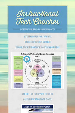 Instructional Tech Coaches