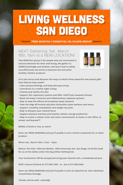 Living Wellness San Diego