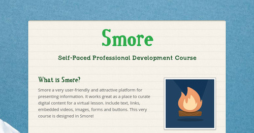 smore smore newsletters