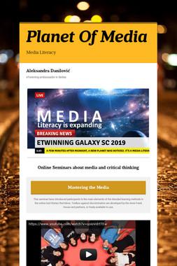 Planet Of Media