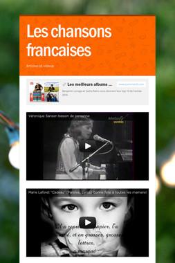 Les chansons francaises