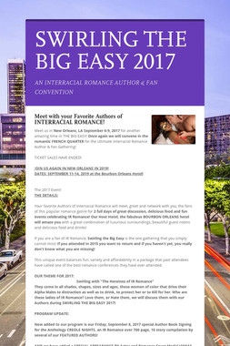 SWIRLING THE BIG EASY 2017