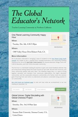 The Global Educator's Network