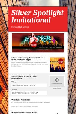 Silver Spotlight Invitational