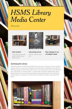 HSMS Library Media Center