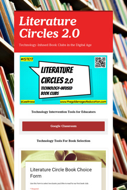 Literature Circles 2.0