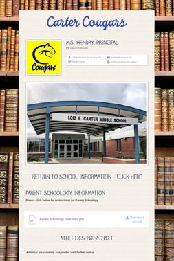 Carter Middle School