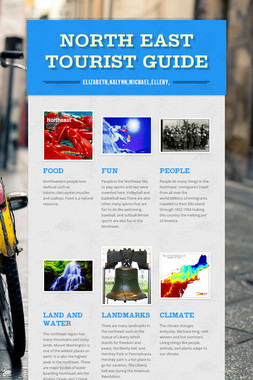 North East  Tourist Guide