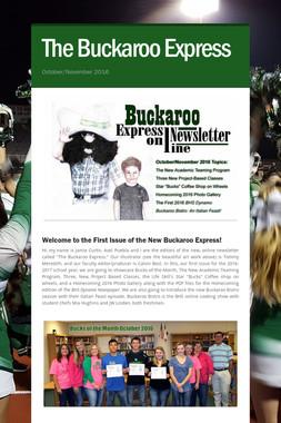The Buckaroo Express