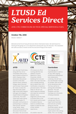 LTUSD Ed Services Direct