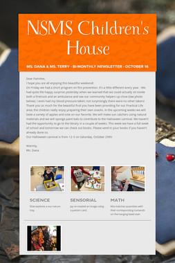 NSMS Children's House