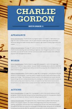 Charlie Gordon
