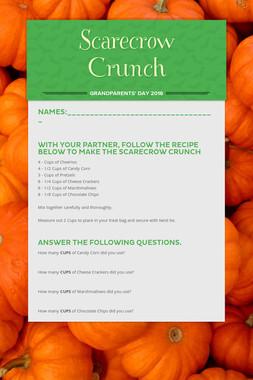 Scarecrow Crunch