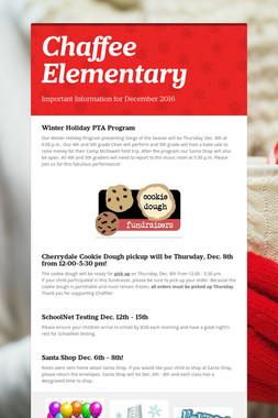 Chaffee Elementary