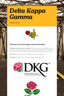 Delta Kappa Gamma