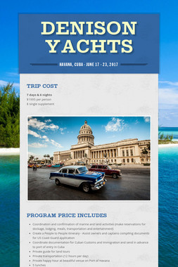 Denison Yachts