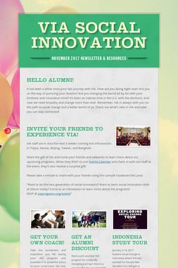 VIA Social Innovation