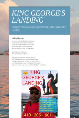 KING GEORGE'S LANDING