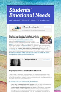 Students' Emotional Needs