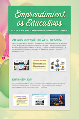 Emprendimientos Educativos